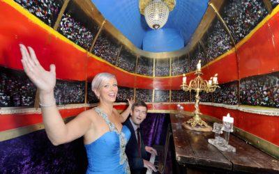 Soprano Unveils Kirkcudbright Festival of Light Programme from World's Smallest Opera House