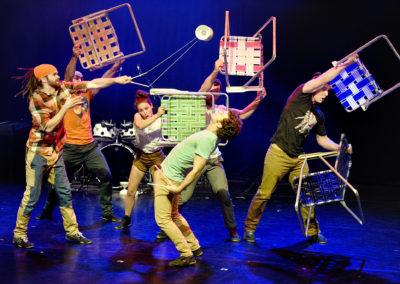 """Attrape Moi"" at the Edinburgh Festival Fringe"