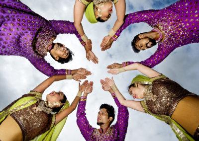Ticket To Bollywood at Edinburgh Fringe