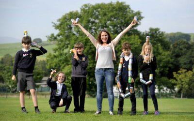 Scotland's Schoolchildren Show COP26 Leaders How to Build a Sustainable World